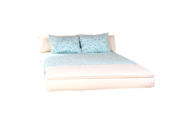 Natural Latex Mattress + Topper