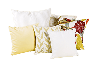 Natural Shredded Latex Decorative Pillow Inserts