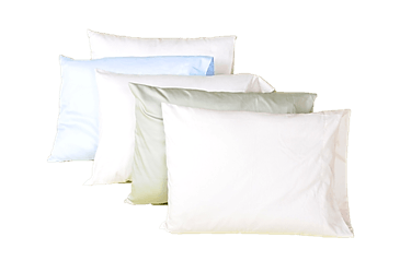 Natural Shredded Latex Sleep Pillows w/zip