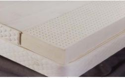 "6"" Non-Innerspring Organic Cotton & Pure Grow WoolTM Mattresses"
