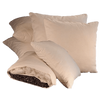 100% Organic Buckwool w/zip Pillows