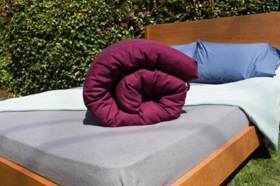 Organic Bedroll Covers