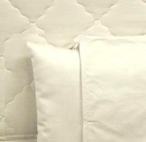 Pillow Allergy Protection Covers GOTS Organic Cotton