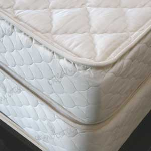 The Prescription-only Wool-free Organic Mattress