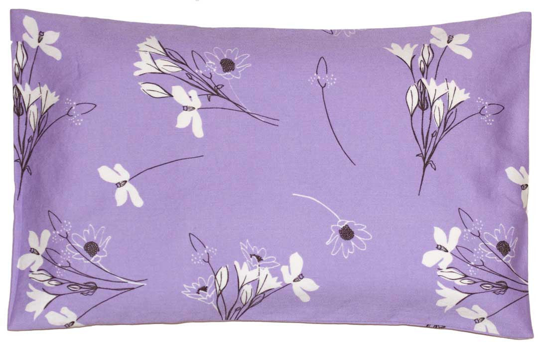 Cramp Relief Pillow-Restorative-Organic Fabric