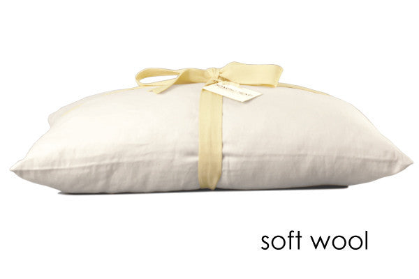 Organic Wool Pillows