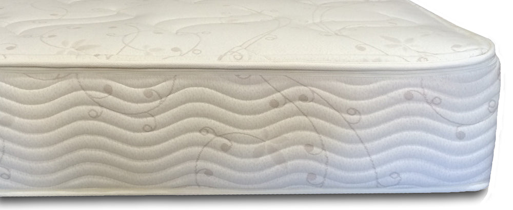 Suite Dreams Plush Natural Latex Mattress 10""