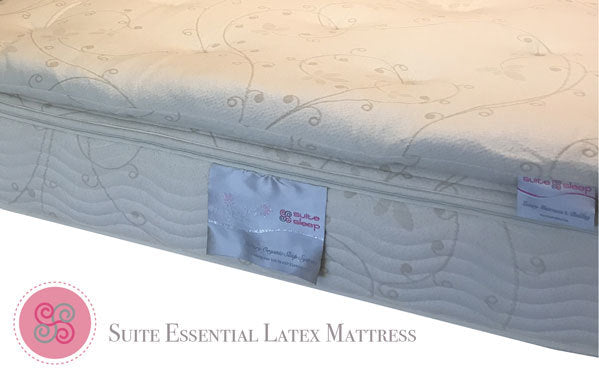 "Suite Essentials Natural Latex 6"" Mattress"