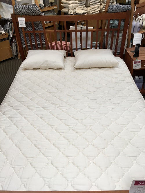 The Utopia Silver - Customizable Comfort Natural Latex Mattress