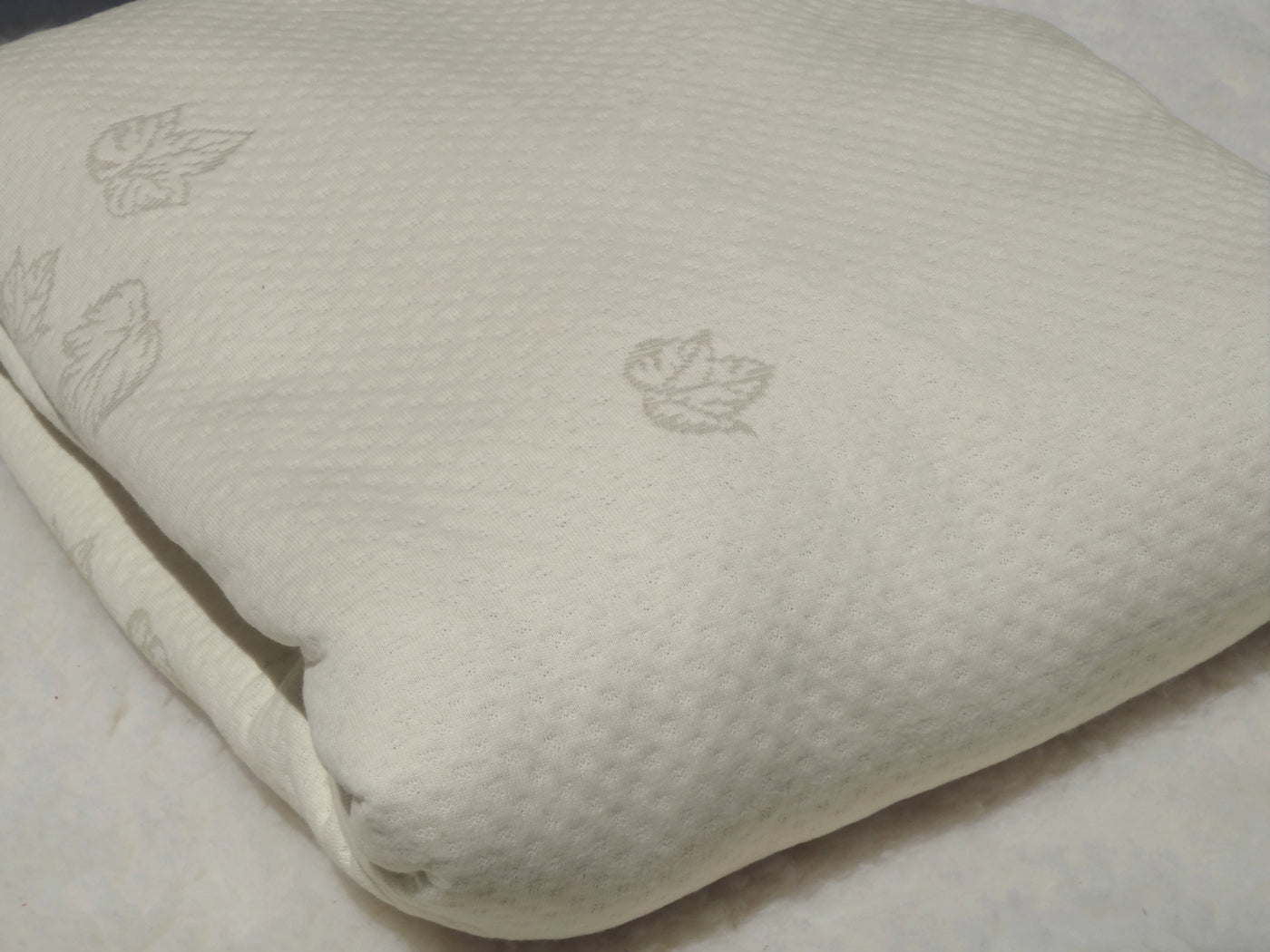 Deluxe Organic Knit Mattress Pad