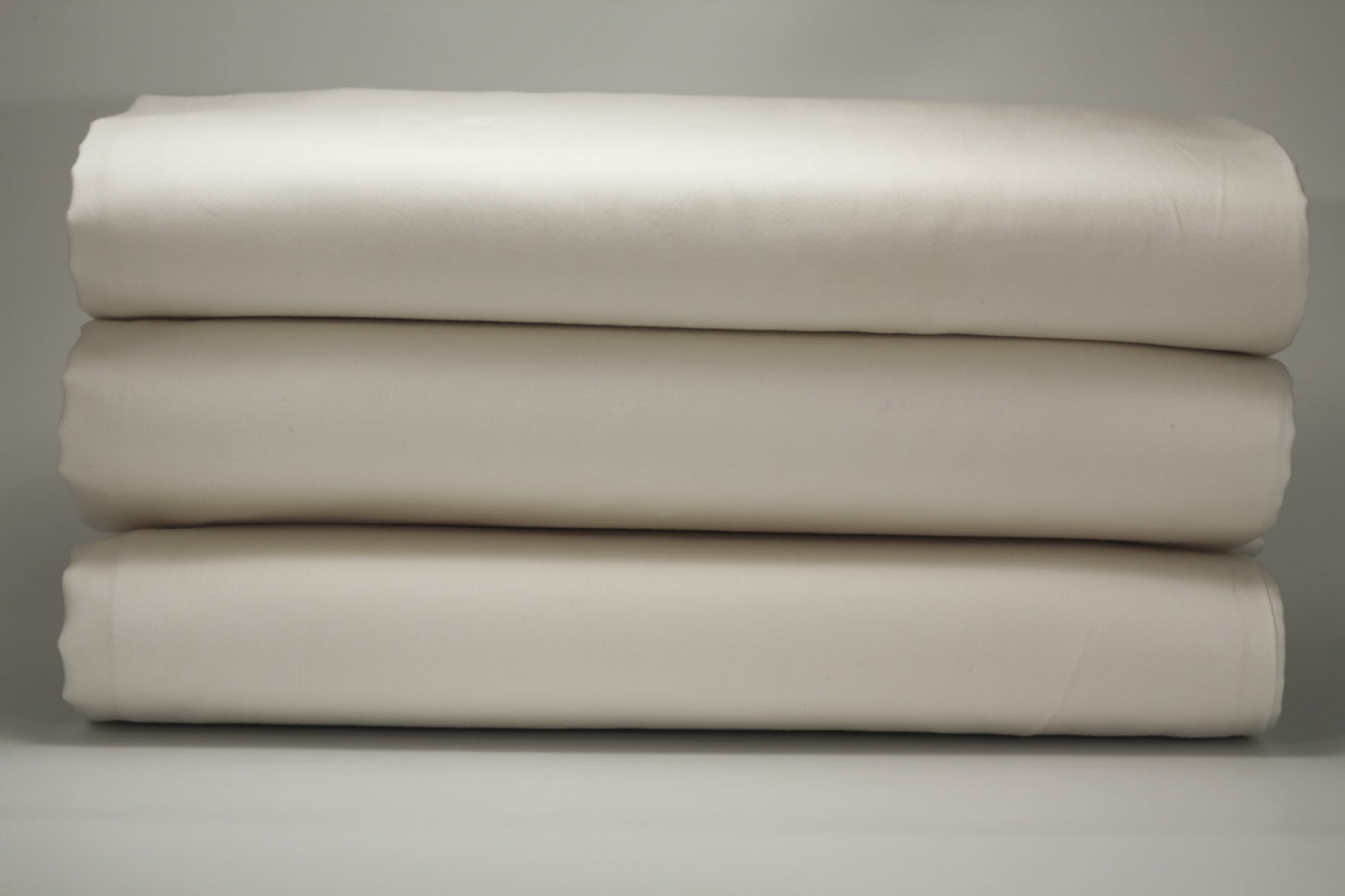 Organic Cotton Whitened Baby Sheets 3""