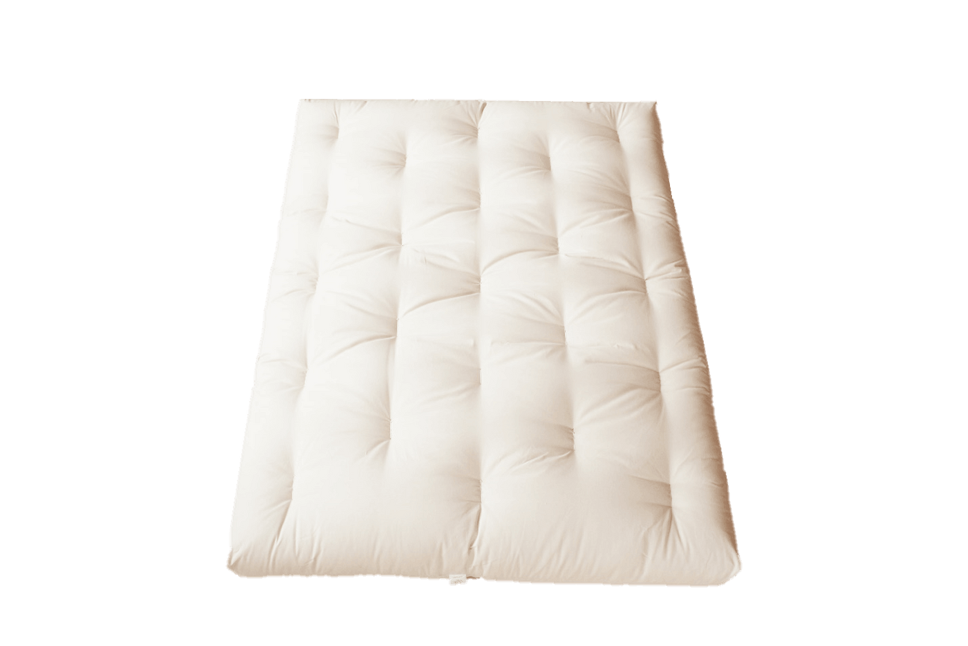 Green Cotton Mattress without Fire Retardant