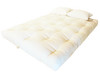 Green Cotton & Wool Latex Core Dreamton Mattress