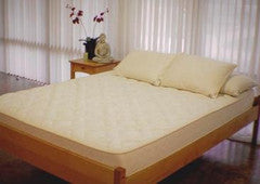 "Leo Zip Outer 8"" Natural Latex Mattress"