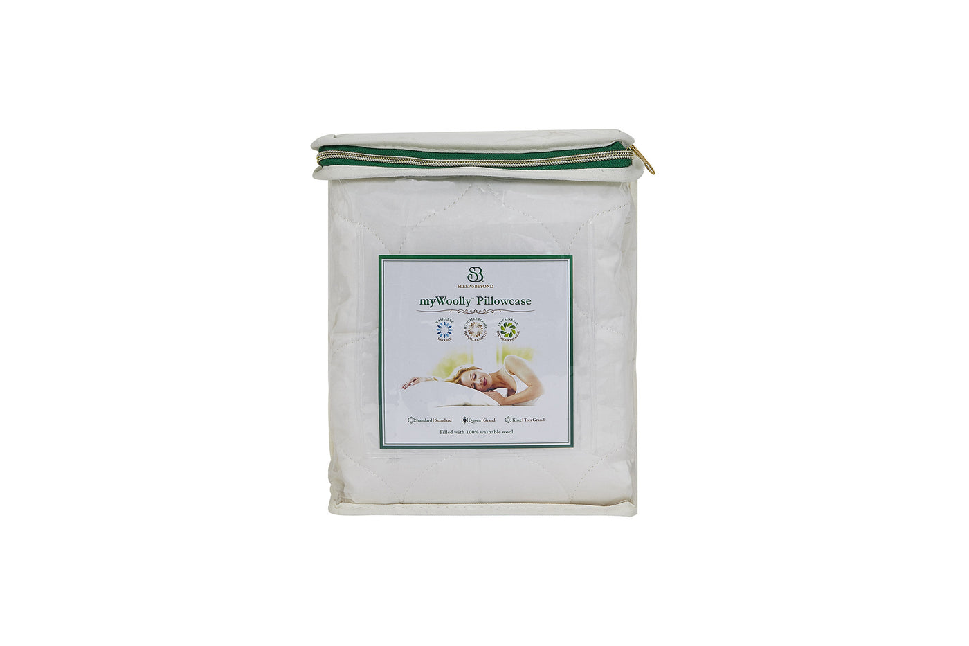 myWoolly® Pillow Case
