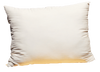 Organic Case Green Cotton Sleep Pillows w/zip
