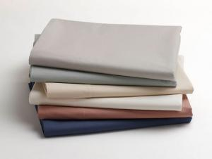 Organic Cotton Percale Fitted Sheet - Crib