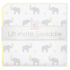 Ultimate Swaddle Elephant & Chickies
