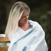 Ultimate Swaddle Sterling Little Dots