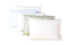 Organic Case Wool Sleep Pillows w/zip