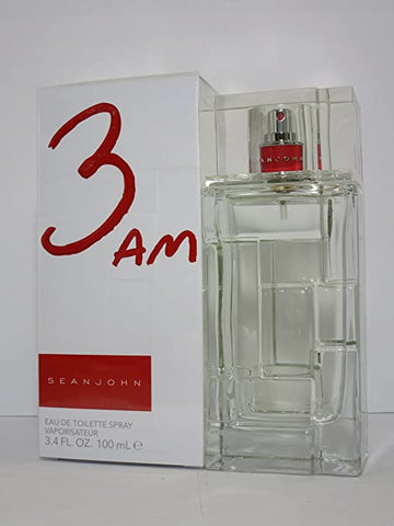 3Am Sean John by Sean John Eau de Toilette 3.4 Oz Spray For Men