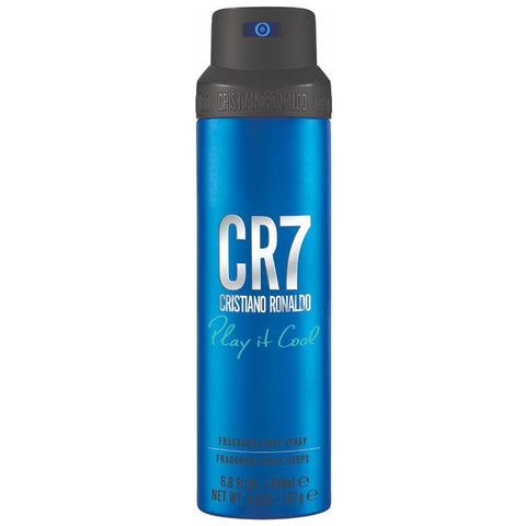 CR7 Play It Cool Body Spray for Men 6.8 oz