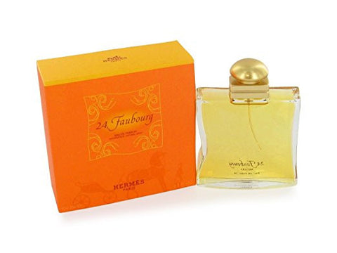 24 Faubourg By Hermes 3.4 Oz For Women Eau De Parfum Spray