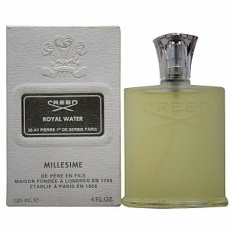 CREED ROYAL WATER MILLESIME COLOGNE 4 OZ EAU DE PARFUM SPRAY