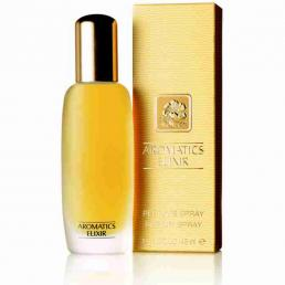 CLINIQUE AROMATICS ELIXIR PERFUME FOR WOMEN EAU DE PARFUM SPRAY 3.4 Oz