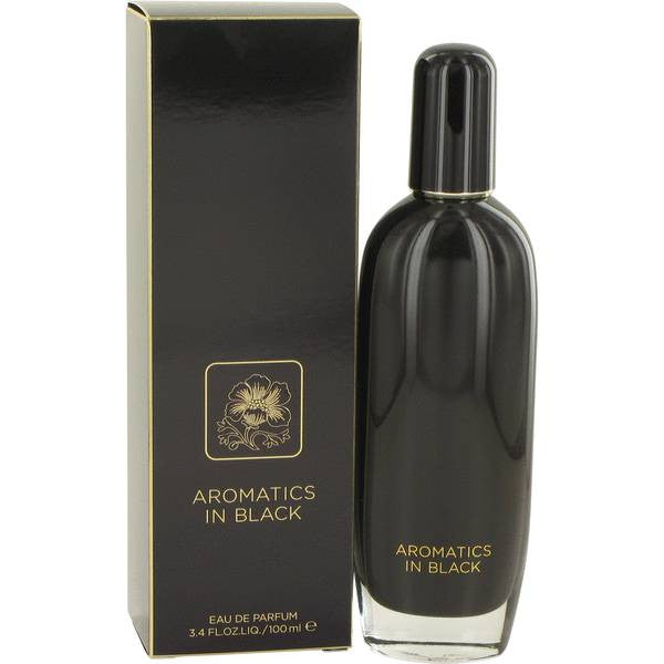Aromatics  In Black Parfume By Clinque 3.4 OZ EDP for Women