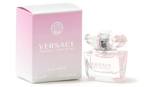 Versace Bright Crystal by Versace Eau de Toilette 0.17 Oz  For Women