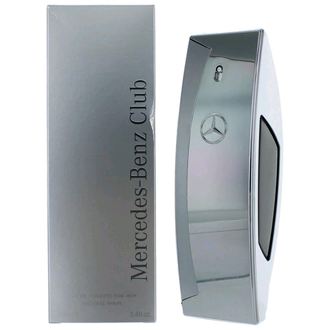 Mercedes Benz Club by Mercedes Benz Eau de Toilette 3.4 Oz Spray For Men