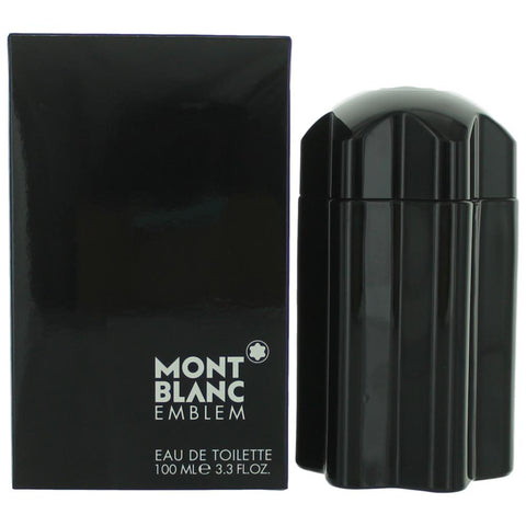 Montblanc Emblem by Mont Blanc Eau De Toilette Spray 3.4 oz for Men