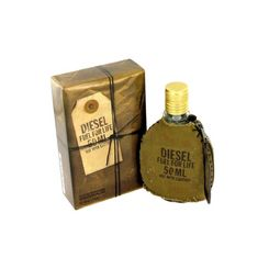 DIESEL FUEL FOR LIFE 1.7 OZ EAU DI TOILETTE SPRAY FOR MEN