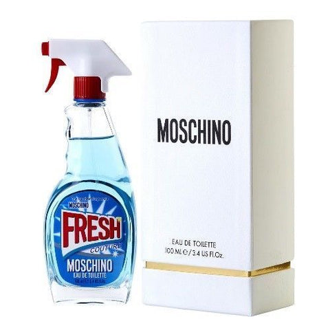 Moschino Fresh Couture By Moschino Eau De Toilette 3.4 Oz spray For Women