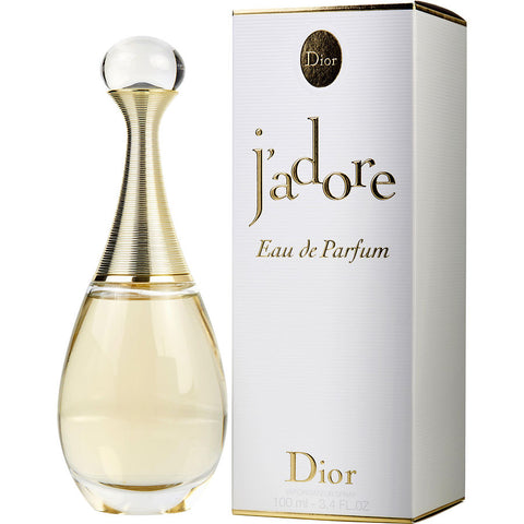 J'Adore by Christian Dior Eau De Parfum 3.4 Oz Spray For Women
