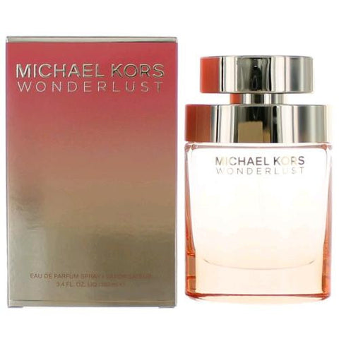 Wonderlust by Michael Kors, 3.4 oz Eau De Parfum Spray for Women