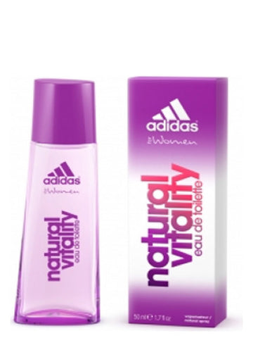 Adidas Natural Vitality Perfume by Adidas 1.7 oz EDT Spray for Women