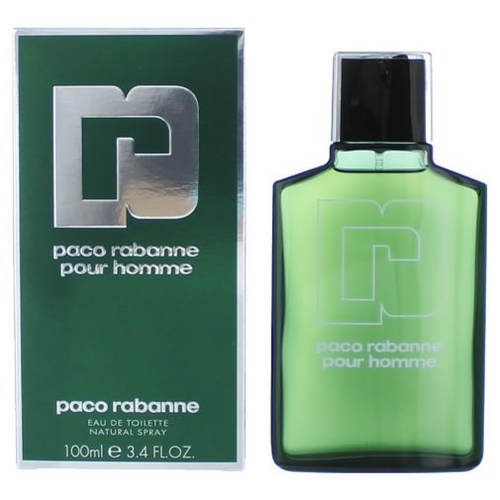 Paco Rabanne Pour Homme by Paco Rabanne 3.3 oz Eau De Toilette Spray for Men