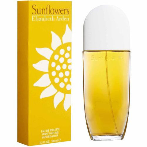 Sunflowers by Elizabeth Arden 3.4 oz Eau De Toilette Spray for Women