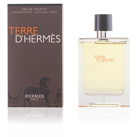 TERRE D'HERMES by Hermes Eau de Toilette 3.4 Spray for Men