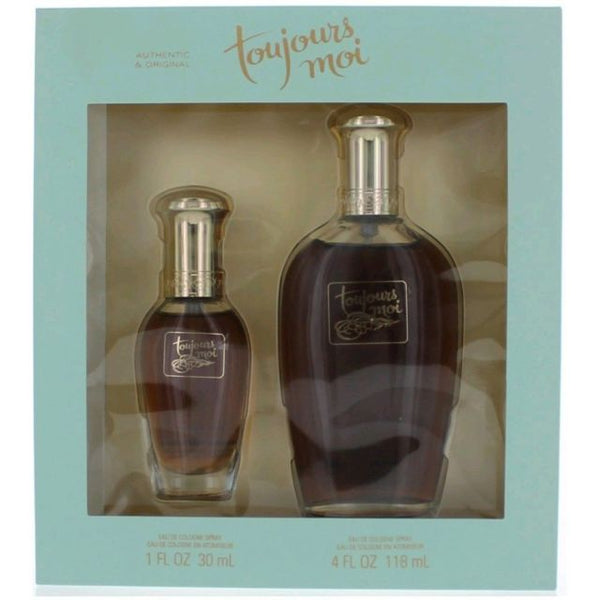 Toujours Moi Perfume by Dana, 2 Piece Gift Set for Women