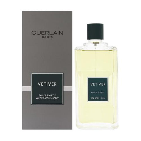 Vetiver by Guerlain, 3.3 oz Eau De Toilette Spray for Men