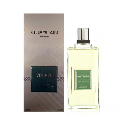 Vetiver by Guerlain, 6.7 oz Eau De Toilette Spray for Men