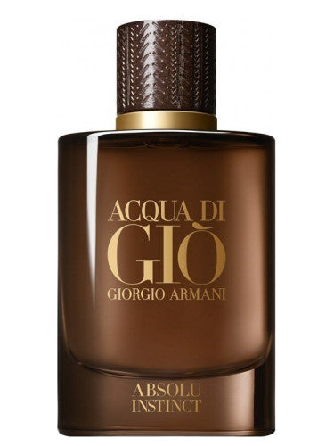 Giorgio Armani Acqua Di Gio Absolu Instinct EDP 2.5 oz / 75 ml Men's Spray