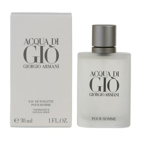 Acqua Di Gio by Giorgio Armani Eau de Toilette 1.7 Oz Spray For Men