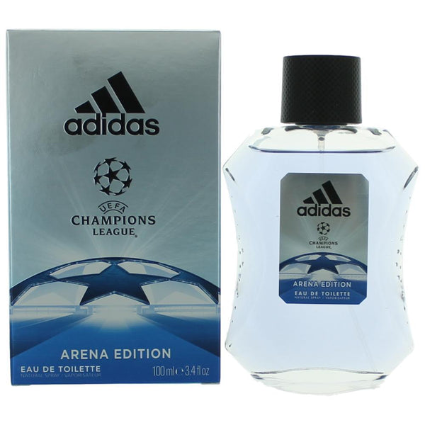 Adidas UEFA Champions League Arena Edition 3.4oz EDT Spray men
