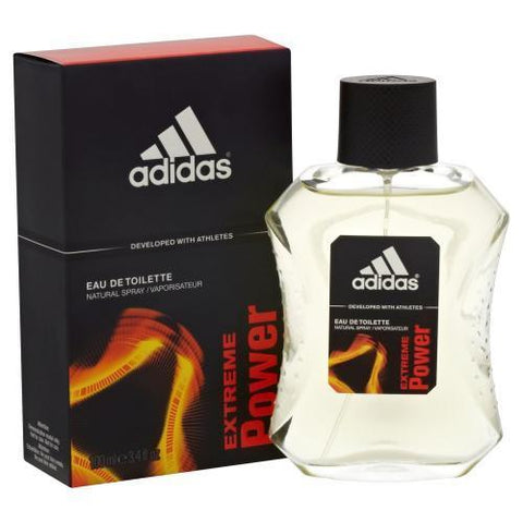Adidas Extreme Power Cologne by Adidas, 3.4 oz EDT Spray for Men