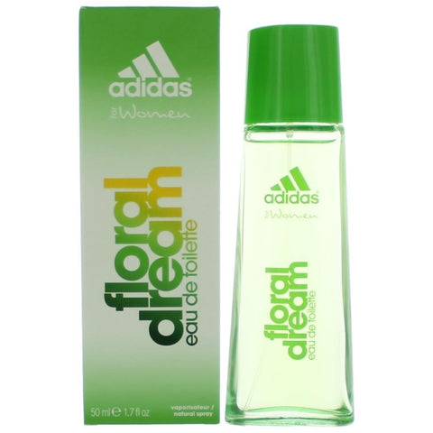 Adidas Floral Dream Perfume by Adidas 1.7 oz EDT Spray for Women