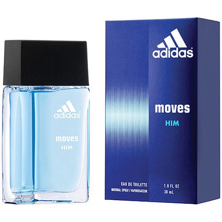 Adidas Moves for Him Eau de Toilette Spray, 1 fl oz
